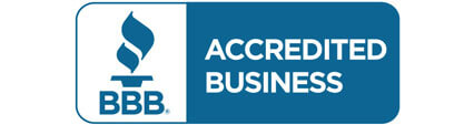 Accredited Better Business Bureau Member