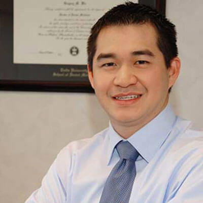 Gregory Wu, Dentist, Westford MA